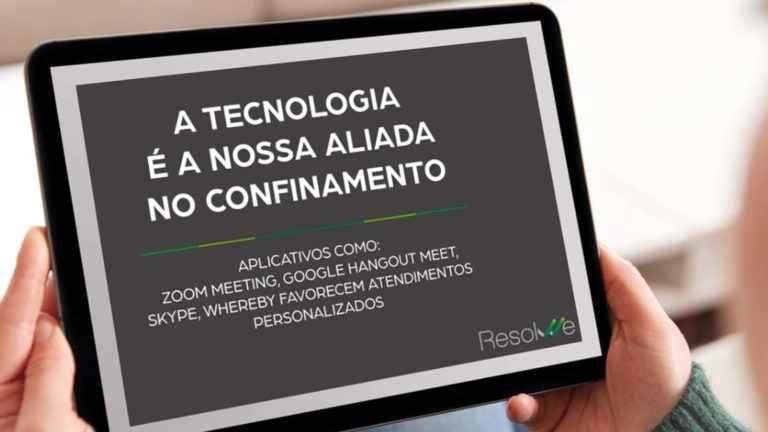 COMO APROVEITAR AS TECNOLOGIAS  EM TEMPOS DE CONFINAMENTO